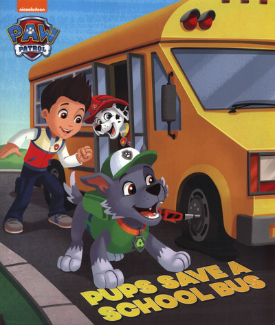 Picture of Nickelodeon Paw Patrol Save the School Bus