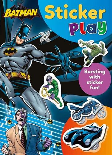 Picture of Batman Sticker Play