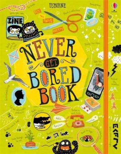 Picture of Never Get Bored Book
