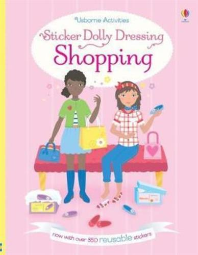 Picture of Sticker Dolly Dressing Shopping