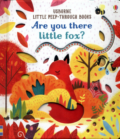 Picture of Are You There Little Fox Board Book