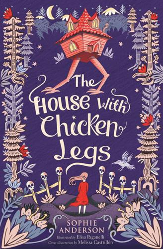 Picture of House With Chicken Legs