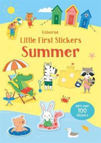 Picture of Little First Stickers Summer