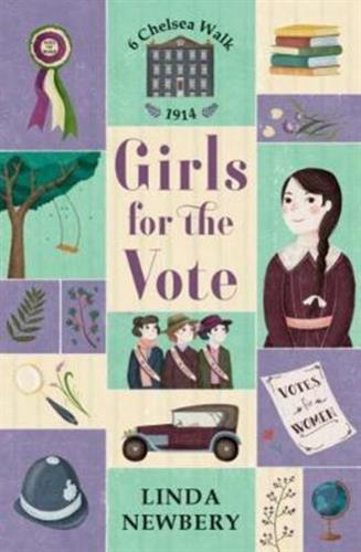 Picture of Girls For The Vote