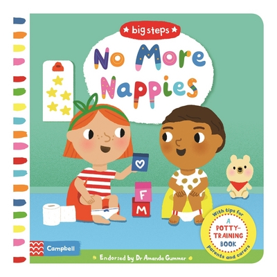Picture of No More Nappies Board Book