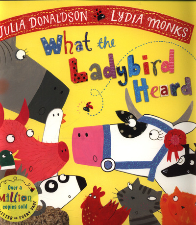 Picture of What The Ladybird Heard N/E
