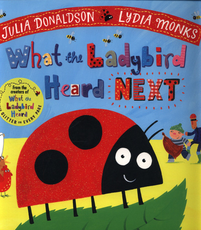 Picture of What The Ladybird Heard Next N/E