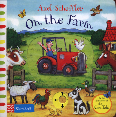 Picture of On The Farm Board Book