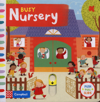 Picture of Busy Nursery Board Book