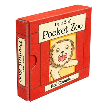 Picture of Dear Zoos Pocket Zoo