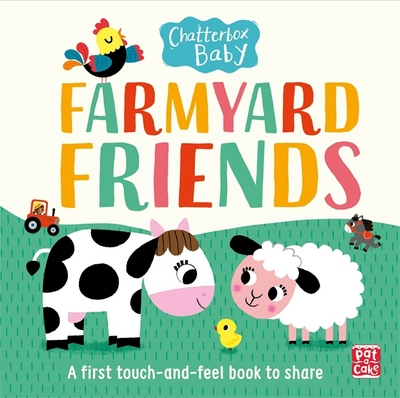 Picture of Chatterbox Baby Farmyard Friends Board Book