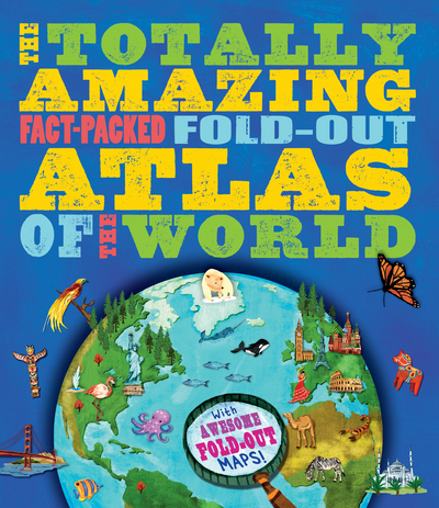 Picture of Totally Amazing Atlas Of The World