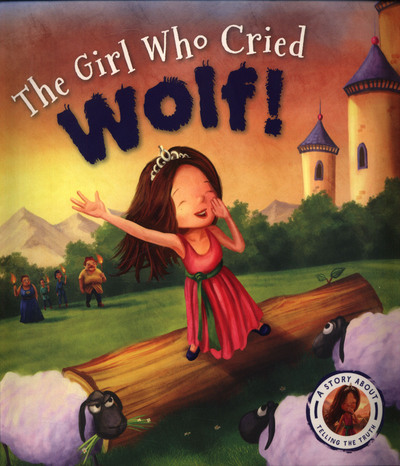 Picture of Girl Who Cried Wolf