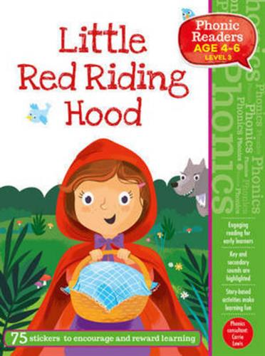 Picture of Phonic Readers Level 3 Little Red Riding Hood