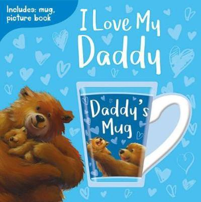 Picture of I Love My Daddy Picture Book And Mug