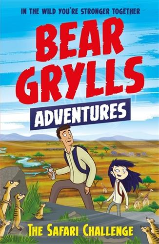 Picture of A Bear Grylls Adventure 8 The Safari Challenge