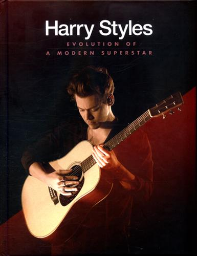 Picture of Harry Styles Ultimate Fan Book