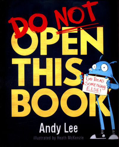 Picture of Do Not Open This Book