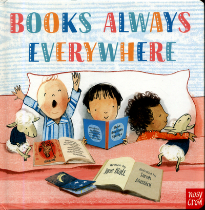Picture of Books Always Everywhere Board Book