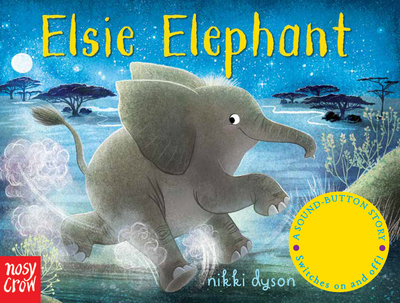 Picture of Sound Button Stories Elsie Elephant Board Book