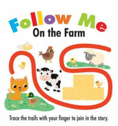 Picture of Follow Me Board On The Farm