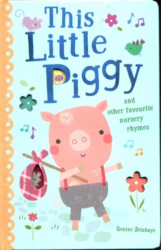 Picture of This Little Piggy & Other Favourite Nursery Rhymes Board Boo