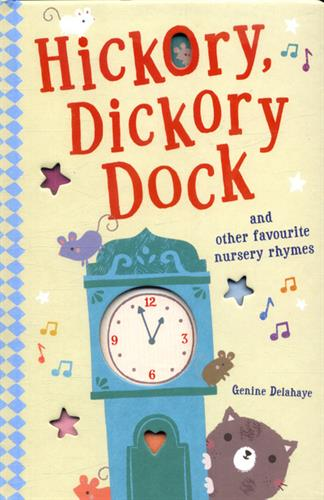 Picture of Hickory Dickory Dock & Other Favourite Nursery Rhymes Board
