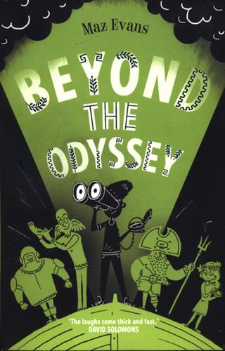 Picture of Beyond The Odyssey