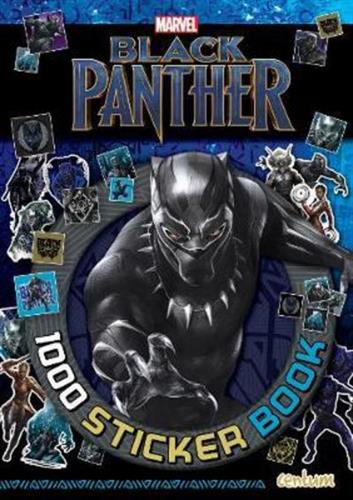 Picture of Black Panther 1000 Sticker Book