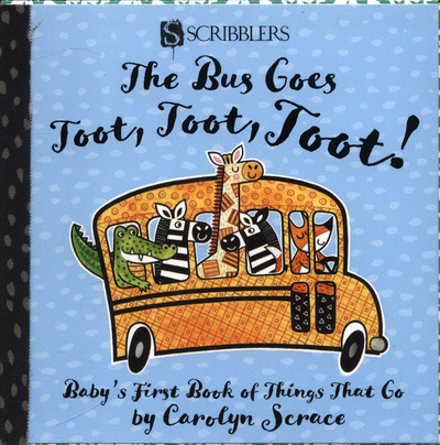 Picture of Bus Goes Toot Board Book