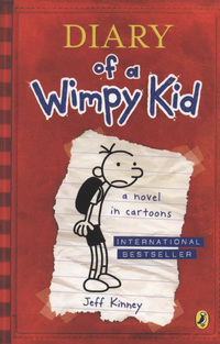 Picture of Diary of a Wimpy Kid