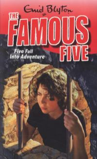 Picture of Five Fall Into Adventure