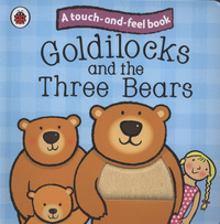 Picture of Goldilocks and the Three Bears