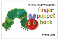 Picture of The Very Hungry Caterpillar Finger Puppet Book