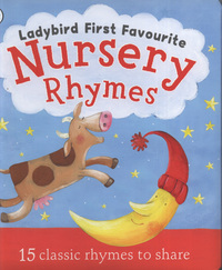 Picture of Ladybird First Favourite Nursery Rhymes