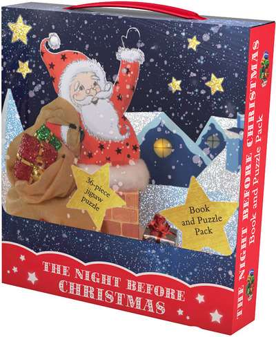 Picture of Night Before Christmas Puzzle Pack